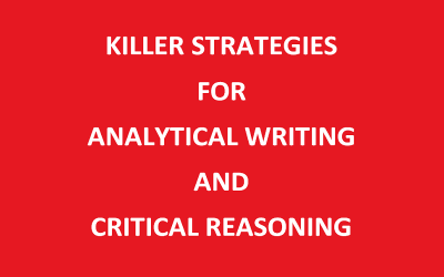 GRE®Prep – Analytical Writing with Critical Reasoning